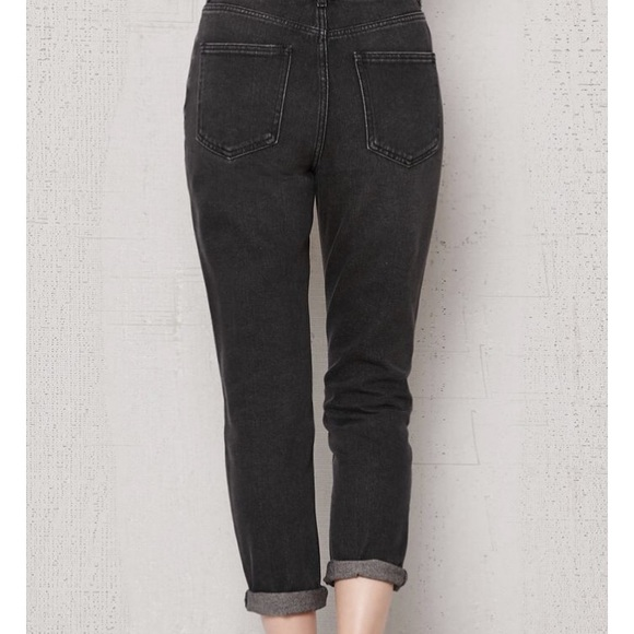 Black ripped pacsun mom jeans. M 5acd553b3800c55be7c53e1e 4ee70375b